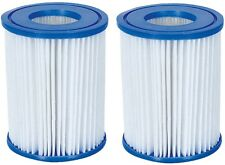 Bestway Filterkartusche Flowclear 1/20HP Typ II (2er Pack) #58094