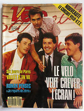VELO MAGAZINE n°229 du 2/1988;  6 jours de Paris/ Ronan Pensec