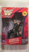 WWF Heroes Of Wrestling The Undertaker Action Figure By Playmates 1997 NEW t1011