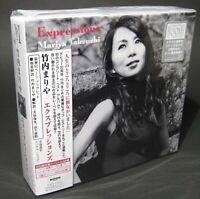 MARIYA TAKEUCHI Greatest Hits Expressions (Normal Edition)  3CD 42 SONGS  OBI
