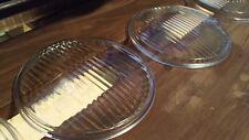 Glass lenses kit for headlights (4pcs.) BMW e30 e34 e32 HELLA BOSCH