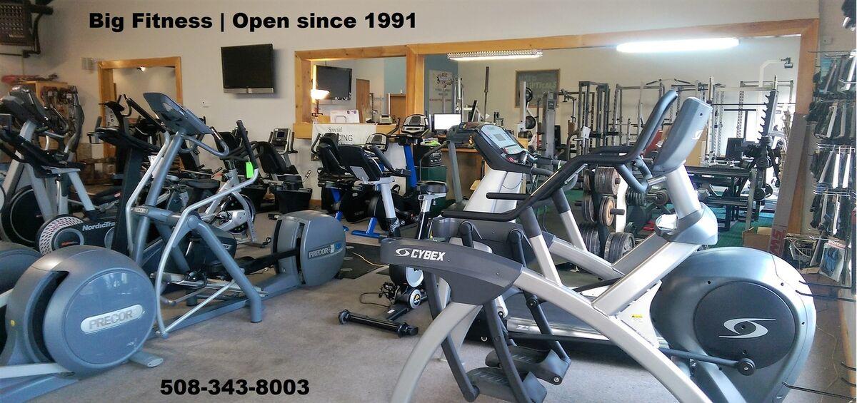Big Fitness Store