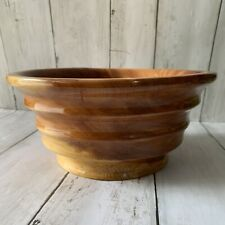 Handmade Hand Carved   Wood Bowl 2013