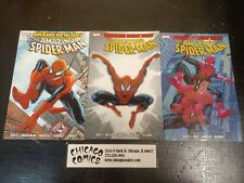 Amazing Spider-Man: Brand New Day Volume 1 2 & 3 TPB SC Marvel Comics USED VG