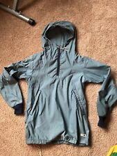 Vintage The North Face Gore-Tex Pullover Parka Jacket Small  Brown Label