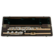 Pearl Cantabile 958 Flute | 18K Rose Gold Plated | B-Foot | Open Holes | New !!