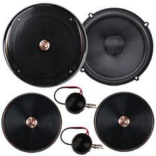 "Infinity Kappa 60CSX 6-1/2"" 2-Way Car Audio 2.5-Ohm Component Speakers 6.5"" NEW"