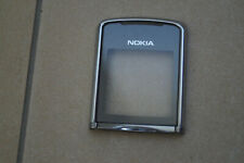 NOKIA 8800 Sirocco - white Display Scheibe Glas Cover Schale Hülle