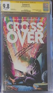 Crossover #1 CGC SS 9.8 Signed Donny Cates