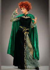 Womens Hocus Pocus Style Witch Costume with Cape DOES NOT INCLUDE WIG