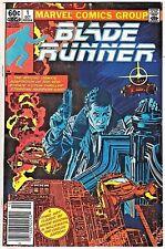 BLADE RUNNER#1 FN-VF 1982  MARVEL BRONZE AGE COMICS