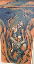 """Anne jeurink, Indir 1951 (funziona sotto il nome Mamu) """"giovane donna"""" (252/12001)"""