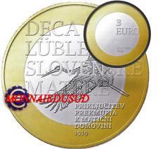 3 Euro Commémorative Slovénie 2019 - Annexion de la Région de Prekmurje