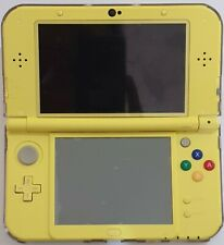 COLLECTOR'S ITEM - Nintendo 3DS XL (Special Pikachu Yellow Edition)