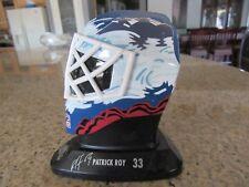 1996-97 McDonalds NHL Goalie Mask  PATRICK ROY COLORADO   NEAR MINT