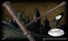 "Oliver Wood 15"" Authentic Wand Harry Potter Movie Replica Collectible w/ Name"