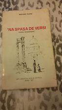 'NA SPASA DE VERSI (POESIE ROMANESCHE) DI MARIANO SUSINI ANNO 1987