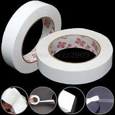 Clear Double Sided Self Adhesive Tape Sticky Sticker 25mm x 35m For Crafts Cards