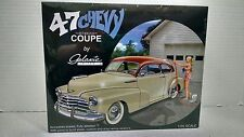Galaxie #13031 1947 Chevrolet Fleetmaster Coupe 1/25 Scale Kit Requires Assembly