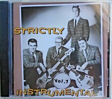 STRICTLY INSTRUMENTAL - CD - Vol. 7 - BRAND NEW