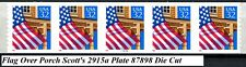 Flag Over Porch S/A Dated Red 1996 PNC5 PL 87898 Scott's 2915A