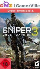 Sniper Ghost Warrior 3 Steam Key PC Digital Download