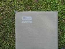 US Military Therm-A-Rest Self-Inflating Sleeping Pad Foliage Army Mat VG cond