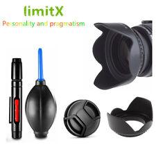 Bundle Kit Lens Hood Cap Lenspen Air Pump for Nikon CoolPix P900 P900s Camera
