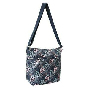 LeSportsac Classic Collection Small Cleo Crossbody Hobo in Faraway Floral NWT