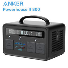 Anker 500W Portable Power Station 777Wh Solar Generator Emergency Power Supply