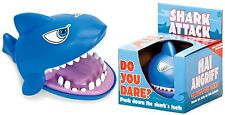 Shark Attack Game Children Family Snapping Push Tooth Challenge Xmas Kids Gift