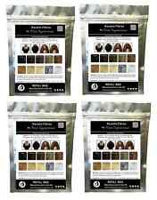 200g BLACK Hair Thickening Building Fibers Refill bag By First Impressions!
