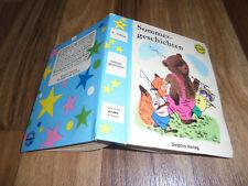 RICHARD SCARRY -- SOMMERGESCHICHTEN / Goldene Happy Bücher # 40 / 1968