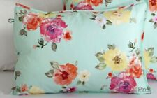 PB Teen Pottery Barn Junk Gypsy Duvet Cover and Sham TWIN SIZE