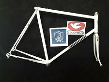 Columbus Baco campagnolo super record frame and fork size 58 vintage road bike