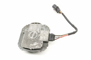 2012 2013 2014 2015 2016 2017 2018 AUDI A6 C7 - Right Electric Cooling FAN Motor