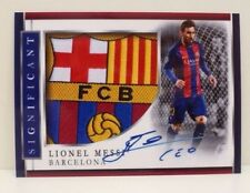 2017 Turbo Significant Lionel Messi Limited Edition Printed Auto