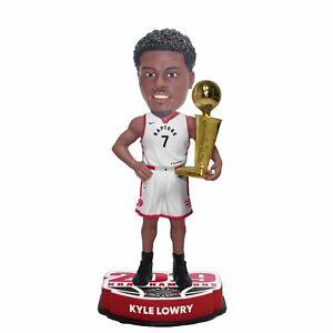 Kyle Lowry Toronto Raptors 2019 NBA Champions Bobblehead NBA