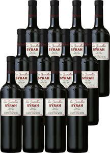 12 Flaschen Les Jamelles Syrah, Vin Pays d´Oc Languedoc 0,75