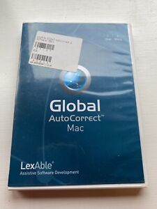 GLOBAL AUTO CORRECT Software Version 2