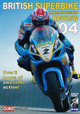 British Superbike Championship 2004 Review DVD BSB Reynolds, Rutter, Kagayama