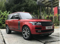 1/18 LCD GTA Land Rover Range Rover SUV Diecast CAR MODEL TOYS For Kids Boy Gift