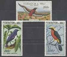 Timbres Oiseaux Mali PA2/4 ** lot 6944