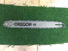 Oregon 18'' Bar and SAW CHAIN Combo Craftsman, Poulan, Husqvarna, ECHO 3/8 LO PR