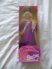 CLASS OF 1997 BARBIE SPECIAL EDITION GRADUATION DOLL - MATTEL 16487 - NEW