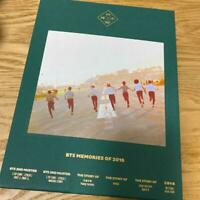 BTS MEMORIES OF 2016 Tower Record limited from JAPAN F/S
