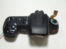 Sony A100 A200 A230 A290 A300 A350 A390 A500 Camera Part - Flash Light Mode Dial