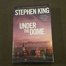 Under the Dome by Stephen King Large Softback Book 2009 1st Edition 1st Printing