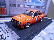 FORD Escort MKII RS2000 Bergrennen Jägermeister Ketterer #42 Misse Scala43 1:43