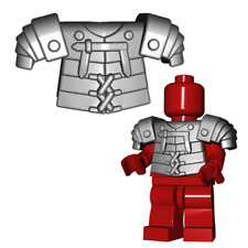 Custom ROMAN  Armor Lorica Segmentata for Lego Minifigures -Pick your Color!